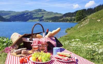 7 Tips To Create A Sustainable Picnic